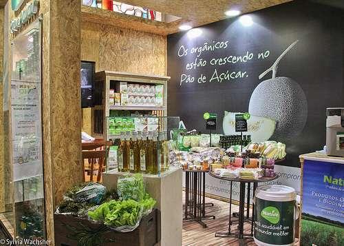 stand Pão de Açúcar, Green Rio