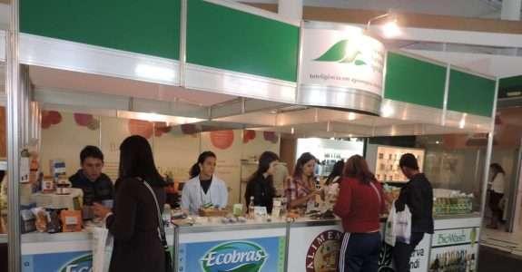 CI Orgânicos na Bio Brazil Fair 2014