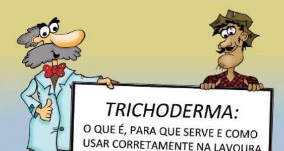 Cartilha sobre o fungo Trichoderma