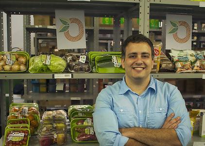 Supermercado oferece produtos orgânicos online