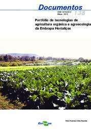 Tecnologias de Agricultura orgânica