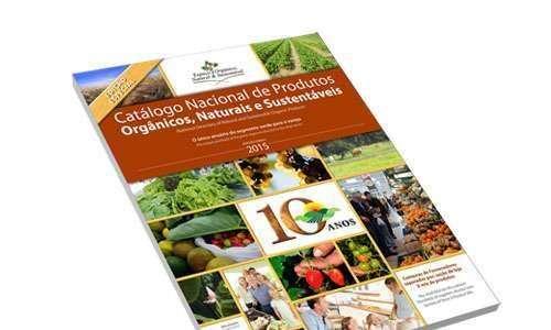 Catálogo Nacional de Produtos Orgânicos, Naturais e Sustentáveis 2016 será lançado na BioBrazil Fair