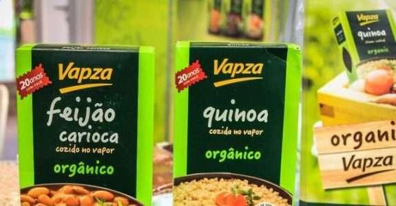 Tradicional empresa de alimentos prontos adere aos produtos orgânicos