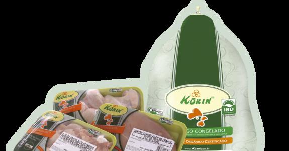 Korin realiza 1ª exportação de frangos orgânicos do Brasil