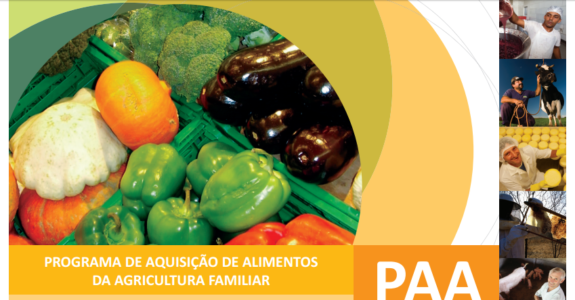 PAA: mercado para agricultores familiares orgânicos