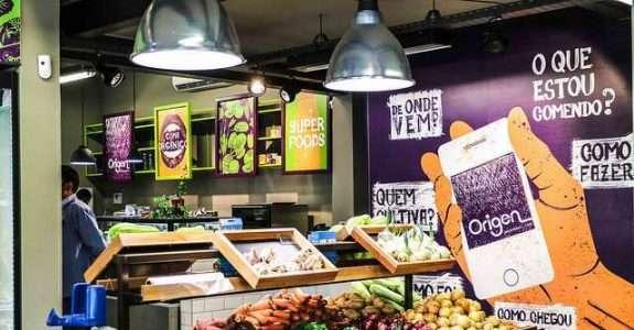 Supermercados optam por agricultor local para rastrear melhor orgânicos
