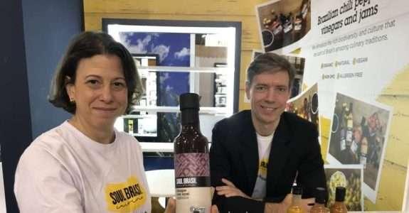 Alimentos orgânicos brasileiros fazem sucesso na França