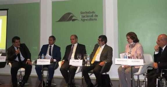 SNA e Green Rio promovem debate sobre tecnologia e inovação no agro