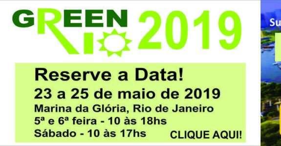 Green Rio 2019 – Garanta sua inscrição
