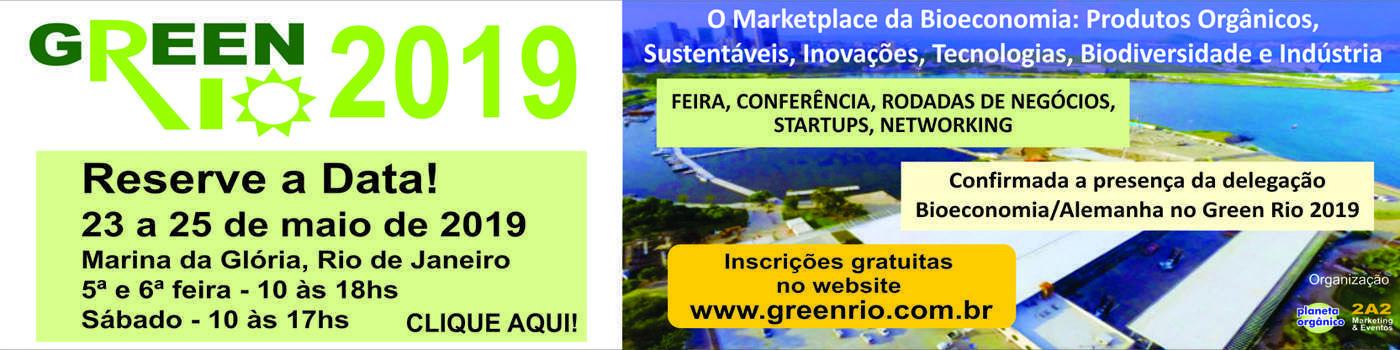 Green Rio 2019