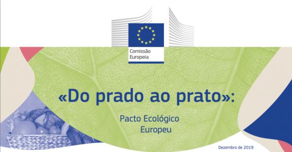 Estratégia da Comissão europeia do 'Prado ao Prato'